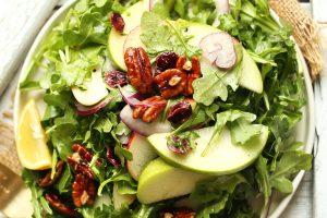 Mixed Organic Baby Greens