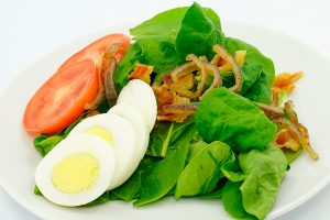 Spinach Salad 2 SD