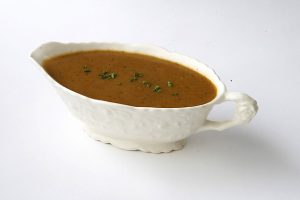 pepper and sage gravy