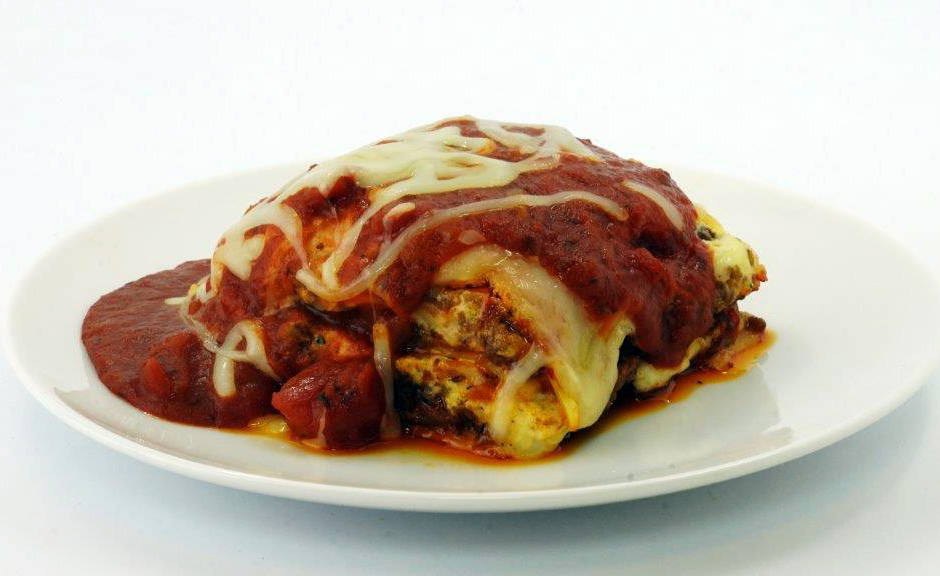 Beef Lasagna 3